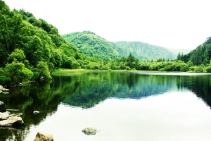 Scenic Irish Lake
